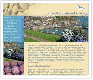 Cornwall Apartment Holidays Case Study